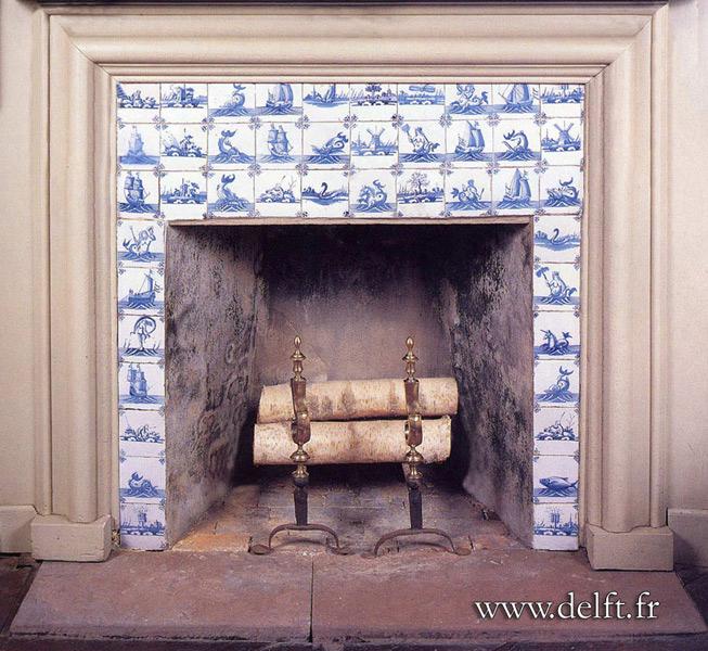 Delft Tiles Where To Dutch, Delft Fireplace Tiles